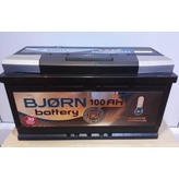 BJØRN battery 12V 100Ah