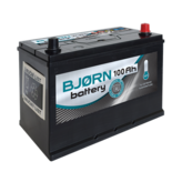 BJØRN battery 12V 100Ah AZIA P