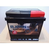 BJØRN battery 12V 48Ah