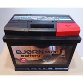 BJØRN battery 12V 65Ah (BA0650)