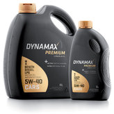 Dynamax Premium Ultra Plus PD 5W-40 1l