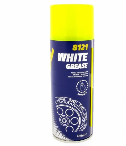 Mannol White Grease 450ml