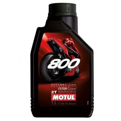 MOTUL 800 2T FL ROAD RACING 1l