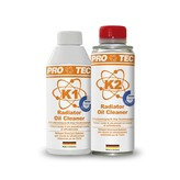 Pro-Tec Radiator Oil Cleaner K1+K2 188ml + 188ml