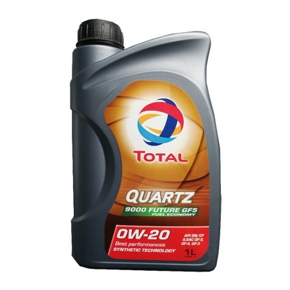 Total Quartz 9000 Future GF5 1l