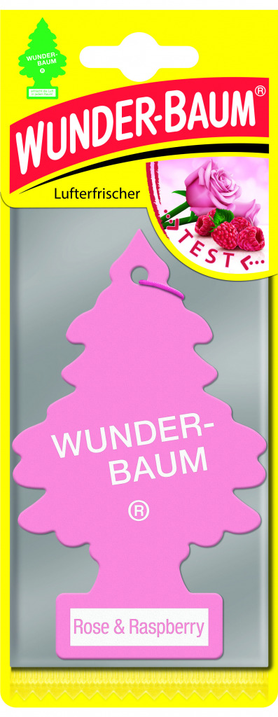WUNDER-BAUM Rose and Raspberry